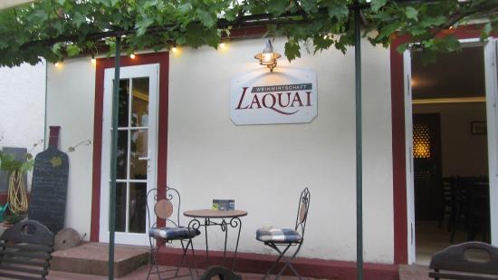 Gutsausschank Weinwirtschaft Laquai: Laquai