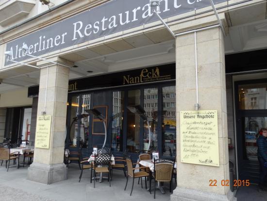 Nantes Eck