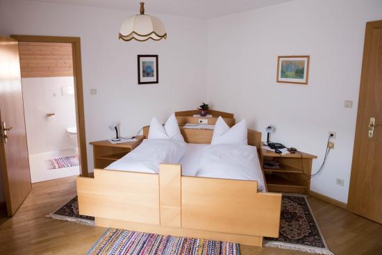 Hotel Rose: Zimmer