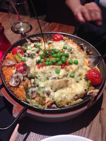 Sangria Tapas Restaurant: Sangria Tapas and Bar