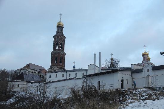 Poshchupovo Chapel