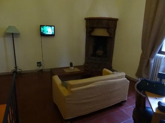 B&B Le Terrazze : The family room