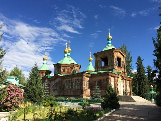 Holy Trinity Russian Orthodox Cathederal