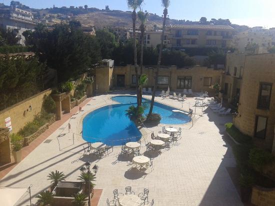 Camera con vista piscina foto di grand hotel mose agrigento tripadvisor - Hotel piscina in camera ...