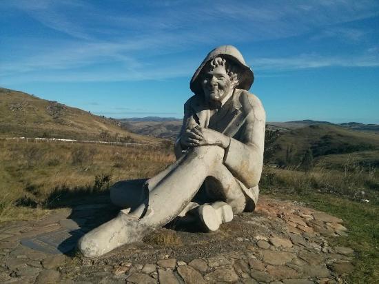 Estatua do Juquinha