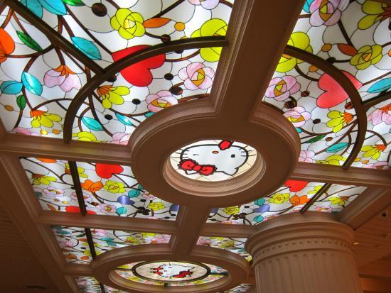 Hello Kitty Picture Of Hello Kitty House Bangkok