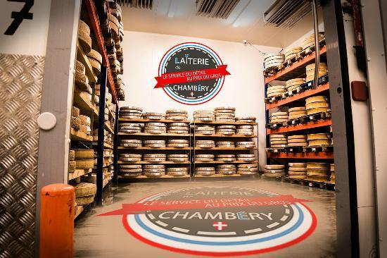 Fromagerie Laiterie de Chambéry