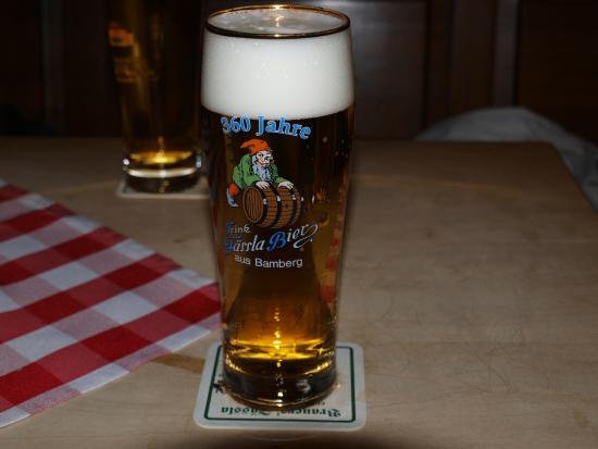 Brauereigasthof Fässla: Lager