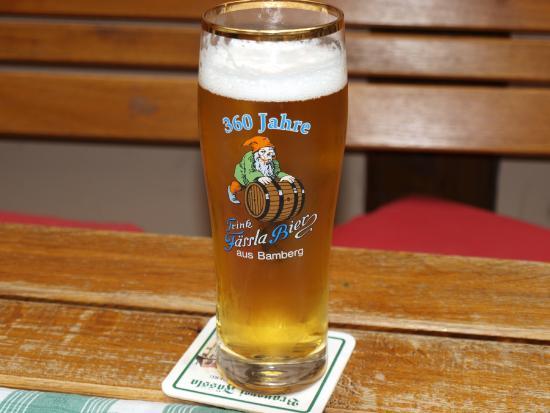 Brauereigasthof Fässla: Weizla