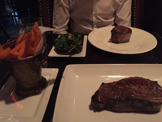 Morristown, NJ: Roots Steakhouse