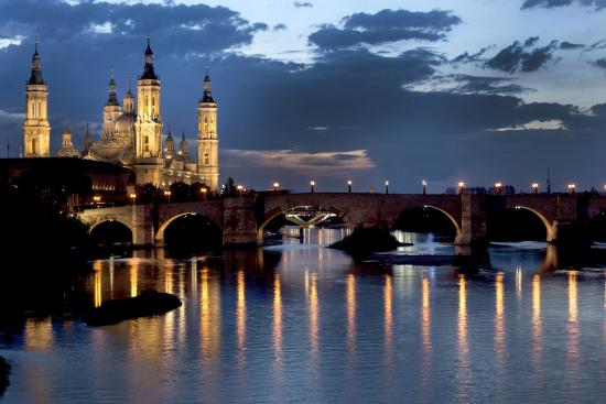 Сарагоса, Испания: provided by Zaragoza Turismo