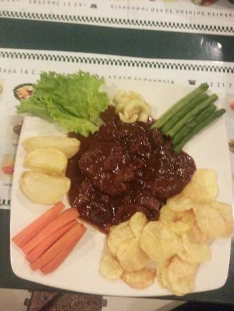 Masakan Rumah Ibu Endang