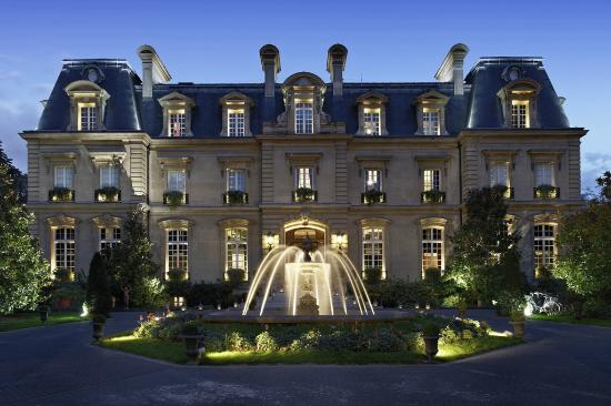 Saint James Paris - Relais et Chateaux