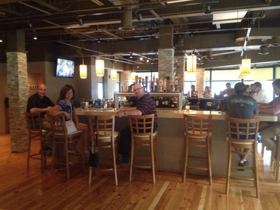 Great new restaurant with a very modern decor. - Picture of Centre ...