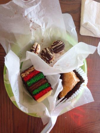 Photo of Restaurant Charlie's Gourmet Pastries at 3213 Curry Ford Rd, Orlando, FL 32806, United States