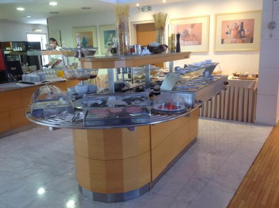 Poseidon Palace: frühstück