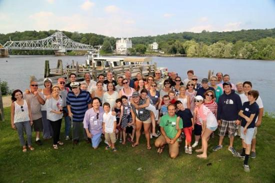 Haddam, CT: Family Birthday/Reunion on the RiverQuest!