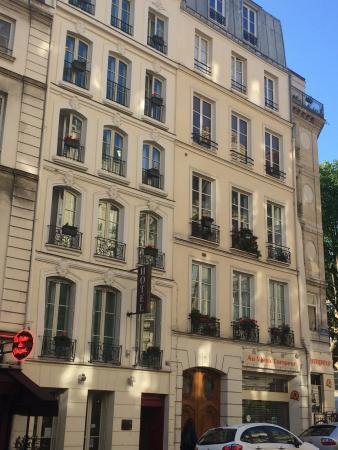 Hotel Diana: Ótima localização