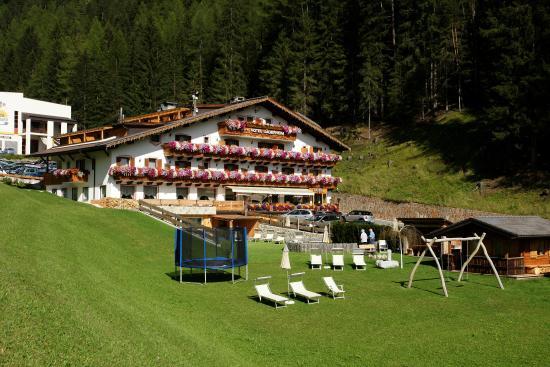 Hotel Jägerheim : Summer