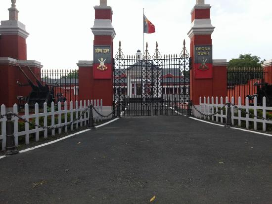 ‪Chetwoode Hall (Indian Military Academy)‬