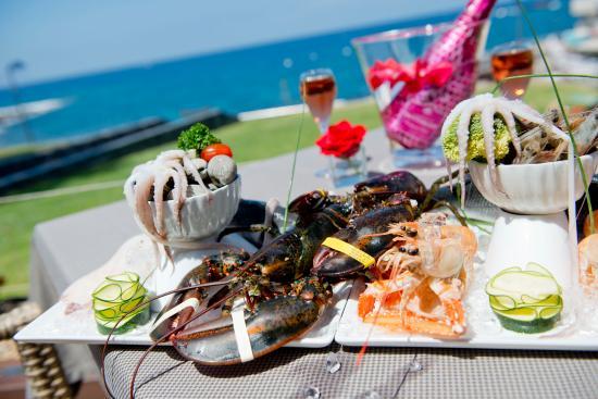 Rosso Sul Mare Restaurant & Wine Bar: Rosso sul Mare..Be unique..