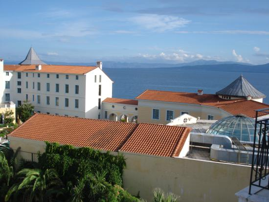 Kentrikon Hotel and Spa: From balcony view