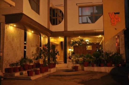 Hotel Volga: exterior
