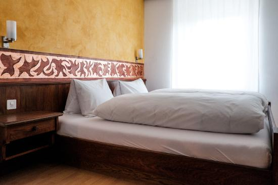 Cunter, Suiza: double-room