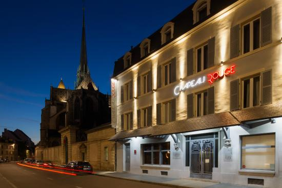 Photo of Hostellerie Du Chapeau Rouge Dijon