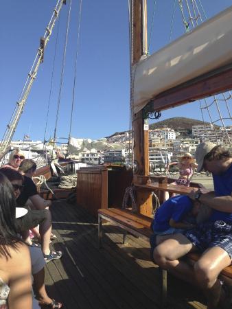 Shogun Boat Trip: Peter Pan