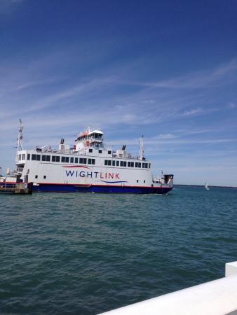 Wightlink Isle of Wight Ferries