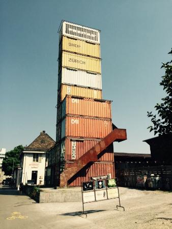 Freitag Shop - Picture Of Freitag Shop Zurich Zurich - TripAdvisor