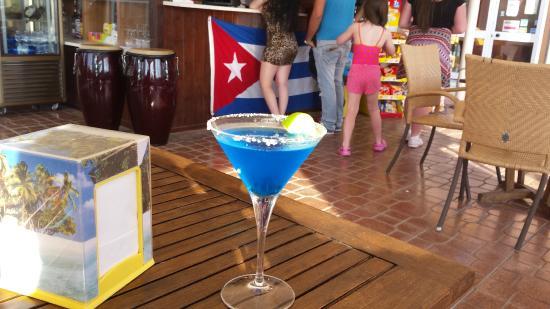 Boboba Il Villaggio: Cocktail Bar Area