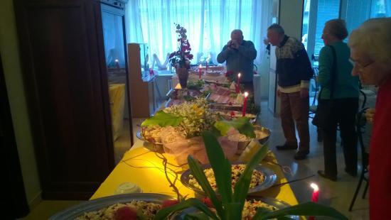 Hotel Due Gabbiani: il gala dinner...