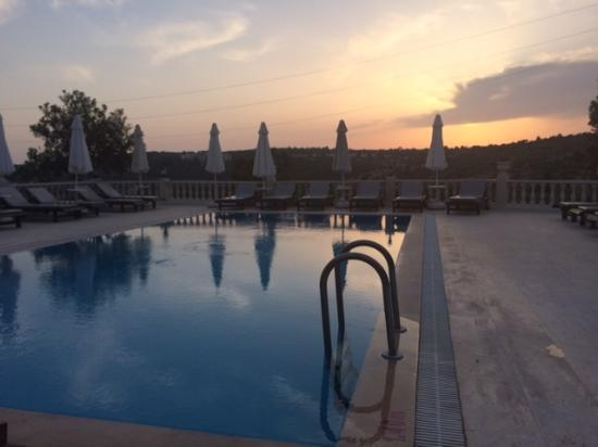 The Hotel Patara Viewpoint: the pool
