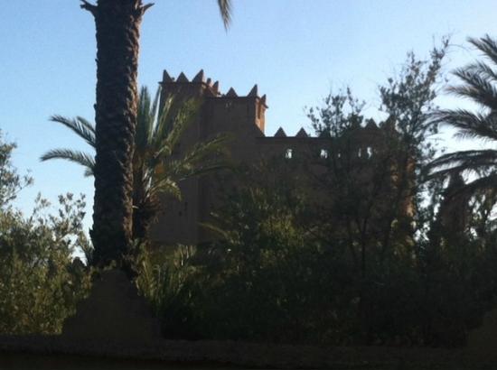 Dar Lorkam: une des plus vieille kasbah de la palmeraie