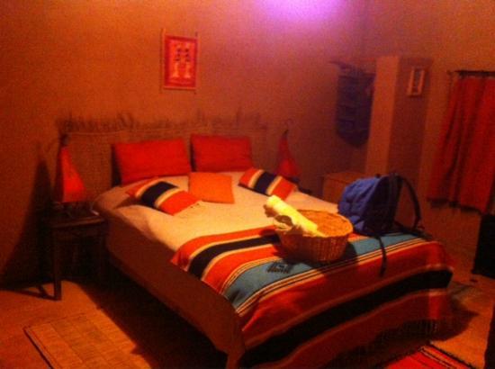 Dar Lorkam: une chambre