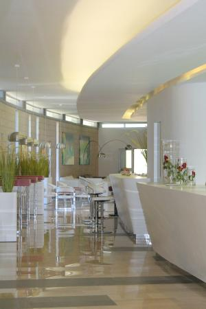 Hotel Suite Le Dune: bar hall