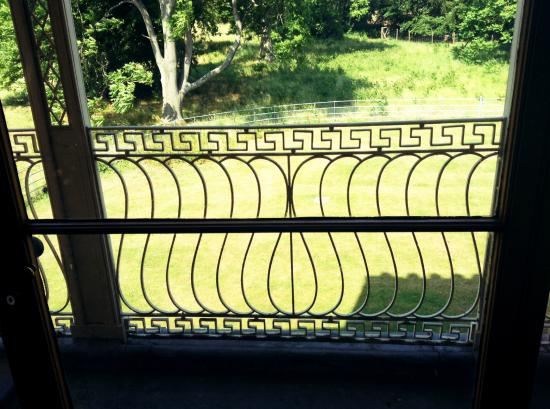 The Old Kitchen: View From Mrs Thornton's Boudoir
