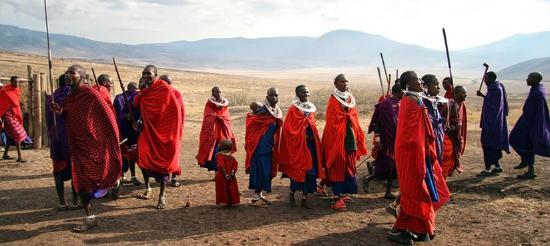 First African Dream Tours & Safaris: maasai
