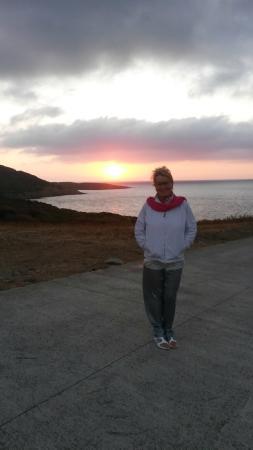 Asinara, Italia: alba