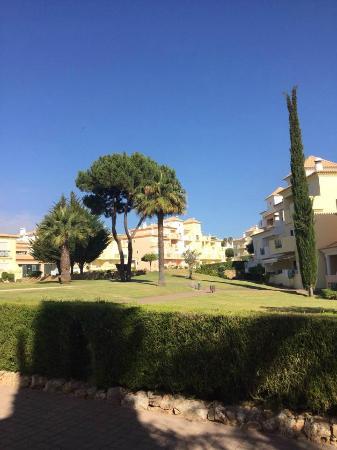 Jardins Santa Eulalia: View