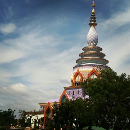 Thaton, Ταϊλάνδη: Wat Thanon