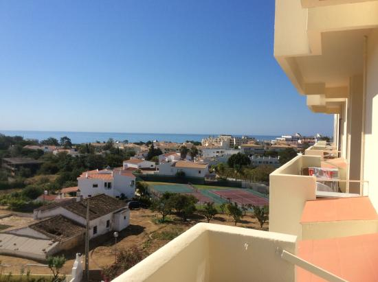 Albufeira Sol Suite Hotel & Spa: Sea view from balcony