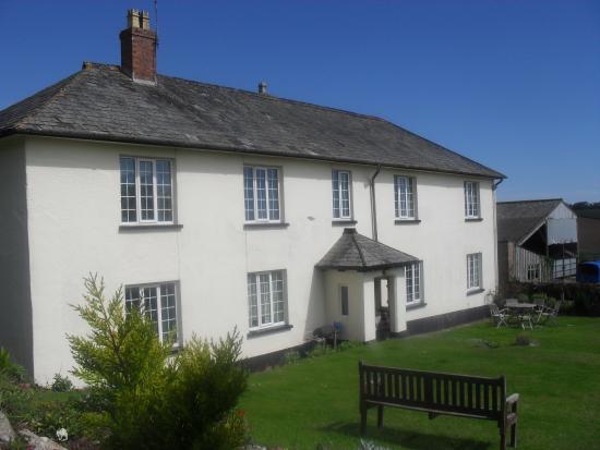 Pinn Barton farmhouse