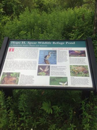 Map of garden - Picture of Tower Hill Botanic Garden, Boylston ...