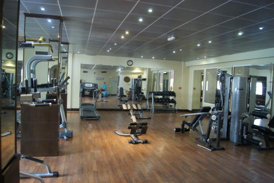 salle de fitness picture of akti beach club hotel kardamena tripadvisor. Black Bedroom Furniture Sets. Home Design Ideas