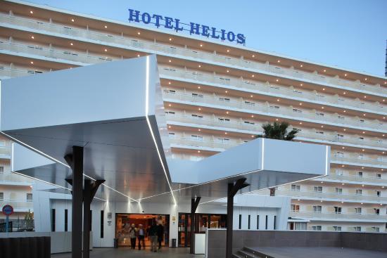 Best Rooms In The Helios Benidorm