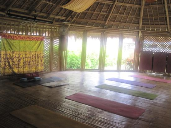 Yoga Shack Lembongan : The Yoga Shack