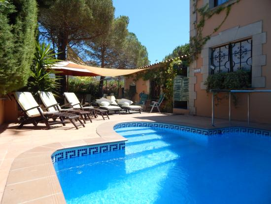 Casa dos torres updated 2018 prices b b reviews calella de palafrugell spain tripadvisor Girona hotels with swimming pool